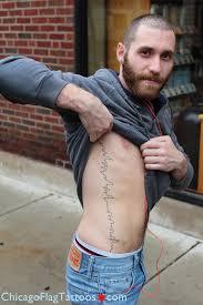 chicago flag tattoos november 2014 archives