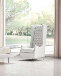 reclining contemporary chaise lounges exclusive italian leather