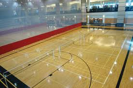 Basketball Courts With Lights Facilities Department Of Campus Recreation University Of Houston