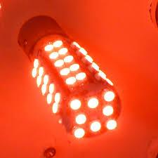 2 x 1156 super bright 68 smd led turn signal light bulb