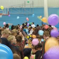 Balloon Challenge Peterborough School New Term Starts With House Balloon Challenge