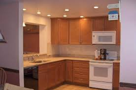 Kitchen Can Lights Extraordinary Kitchen With Can Lights For Simply Look Can Light