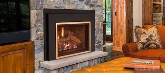 Direct Vent Fireplace Insert by Direct Vent Insert Collection Real Fyre