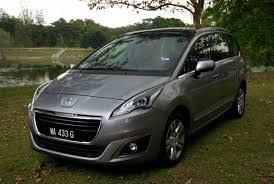 peugeot cars malaysia test drive review peugeot 5008 mpv lowyat net cars