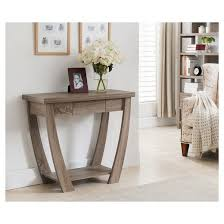 Light Oak Coffee Tables by Rory Contemporary Sofa Table Light Oak Homes Inside Out Target