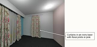 Pastel Coloured Curtains Walls In Different Colors What Curtains To Choose