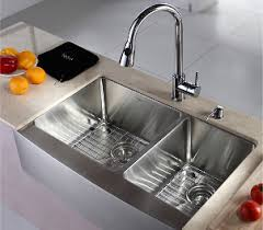 Home Depot Stainless Steel Simple Metal Kitchen Sink Home Design - Metal kitchen sinks