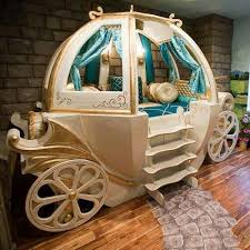 Cool Beds Best 25 Cinderella Carriage Bed Ideas On Pinterest Disney