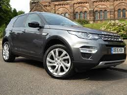 land rover discovery 4 2016 used land rover discovery sport for sale cargurus