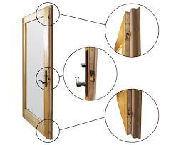 Patio Door Lock Parts Frenchwood Hinged Patio Door Replacement Parts