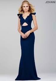 fashion scuba cap sleeve unique design fitted prom dress from