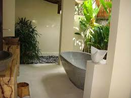 Best Balinese Bathroom Ideas Images On Pinterest Bathroom - Balinese bathroom design