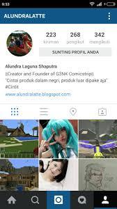 membuat instagram jadi keren cara membuat foto instagram jadi tersambung dan rapi