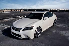 lexus gs 350 hybrid lexus gs 350 f sport velgen wheels vmb5 clublexus lexus