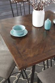Dining Room Table Placemats by Square Dining Room Counter Table Set By Signature Design By Ashley