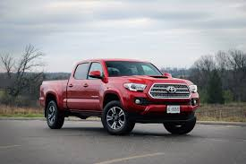 nissan tacoma review 2016 toyota tacoma canadian auto review