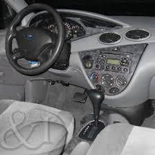 2001 Ford Focus Zx3 Interior 2001 Ford Focus Custom Dash Kits Carid Com