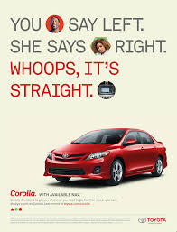 naturalhair in this 2013 toyota corolla advertisement ad