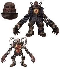 handyman characters u0026 art bioshock infinite bioshock