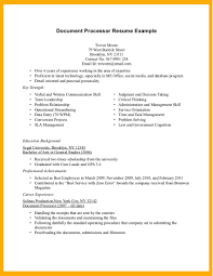 Resume Document 100 Resume Document Free Resume Templates You U0027ll Want To