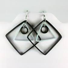 quiling earrings shop quilling paper earrings on wanelo