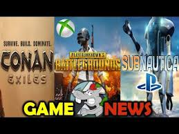 pubg on ps4 game news pubg ps4 confirmed xb1 early access subnautica ps4