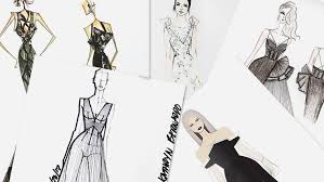 these designers sketched star magic ball gowns for liza kathryn