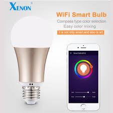 wifi enabled light bulb jinvoo rgb light bulb wifi smart bulb work with amazon alexa echo