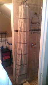 How To Install Shower Curtain Installing Shower Doors Vs Shower Curtains Cost Likes