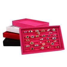 antique fallos ring holder images Superior full velvet ring box jewelry box earrings ring jewelry jpg