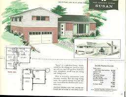 1960s ranch house plans 1960 s raised ranch house plans escortsea