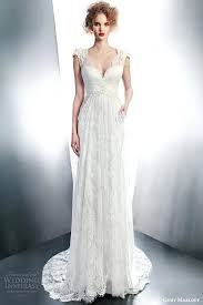 wedding dresses with pockets satin wedding gown with pockets dress and bow 23724