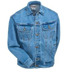 Rugged Wear Clothing Wrangler Jackets Rugged Wear Unlined Denim Rjk30 Vi Men U0027s Vintage