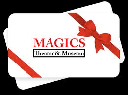 theater gift cards magic s theater gift cards