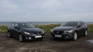 mazda cars uk 2015 mazda 6 tourer uk road test review carwow