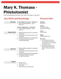 Download Professional Resume Template Phlebotomy Resume Sample 22 Phlebotomy Resume Picture Uxhandy Com