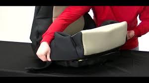 corvette seat covers c4 c4 corvette neoprene seat cover installation