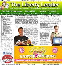 Chatham Medical Specialists Primary Care Siler City Nc March 2016 Liberty Leader Newspaper By Kevin Bowman Issuu
