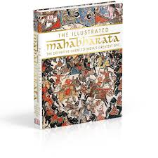 Art Coffee Table Books The Illustrated Mahabharata U2013 Coffee Table Book For The Ages