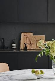 best 25 black kitchens ideas on pinterest black kitchen