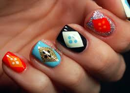 beautiful nailart how you can do it at home pictures designs