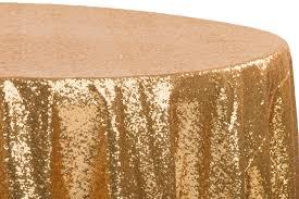 table cloth glitz sequins 120 tablecloth gold cv linens