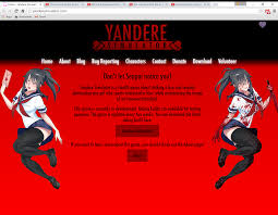 image home yandere simulator google chrome 08 sep 16 11 26