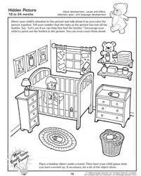 hidden picture u2013 fun exciting printable toddler activities
