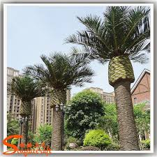 wholesale large outdoor artificial decorative date palm trees palm