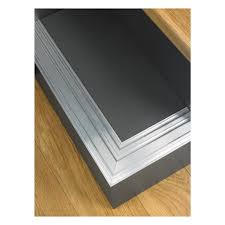 Laminate Floor Accessories Incizo Aluminium Stair Base For 7mm Flooring Flooring