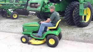 john deere lt160 42c lawn tractor john deere lt series lawn