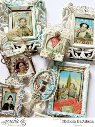 How To Shabby Chic by How To Make Shabby Chic Altered Art Frames Snapguide