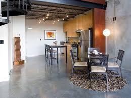 Kitchen Rail Lighting Impressive Bogart Flat Weave Wool Rug With Rail Lighting Floor Lamp
