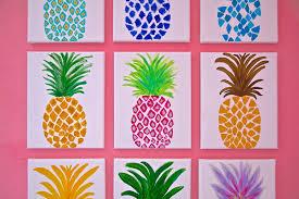 pineapple leopard u0026 lime